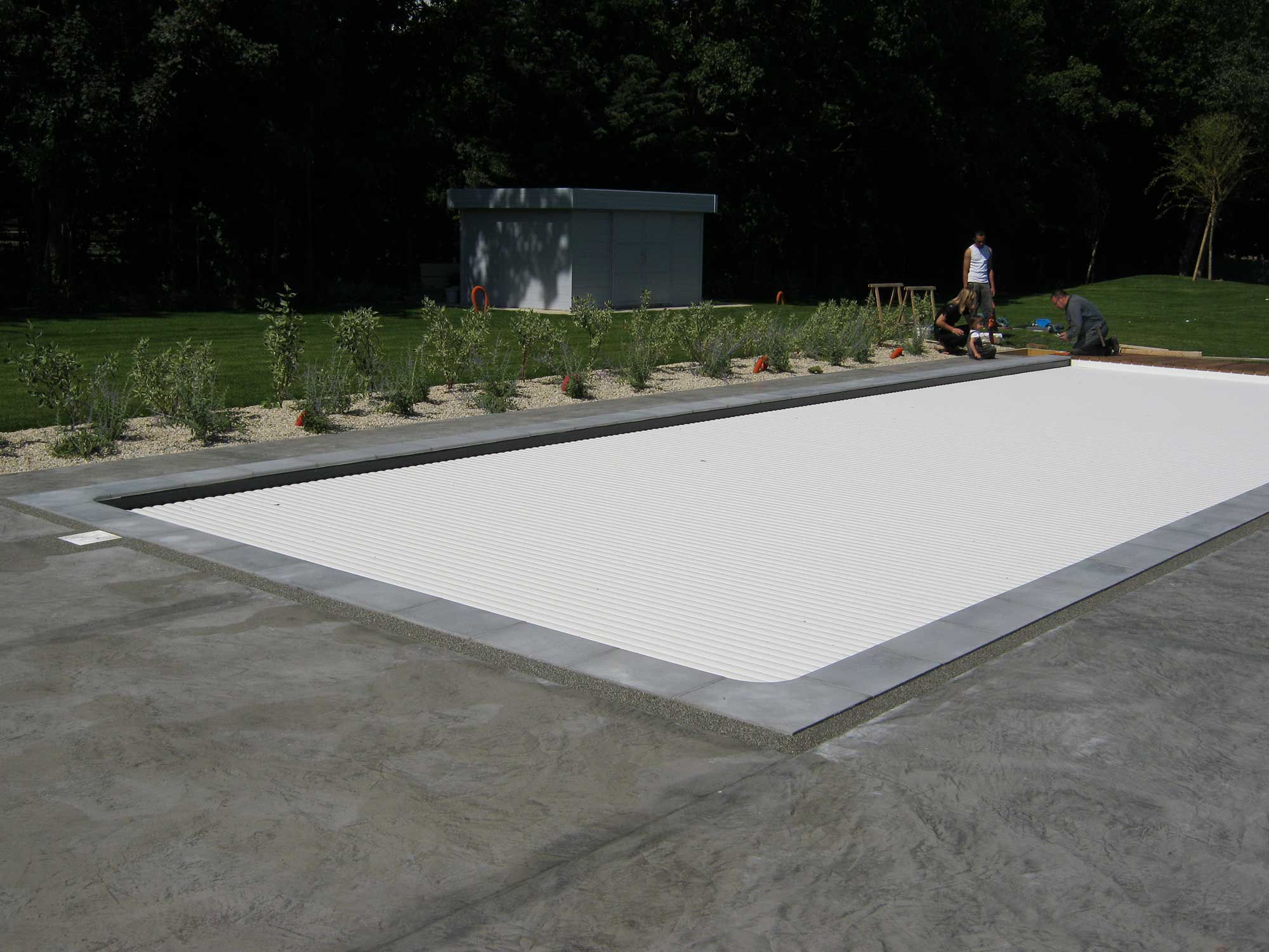 Construire sa piscine en beton construction d 39 une for Construire sa piscine en kit