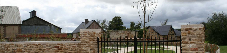 Mur pierre naturelle
